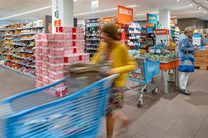 Beleggen in Nederlandse supermarkten is dé boodschap
